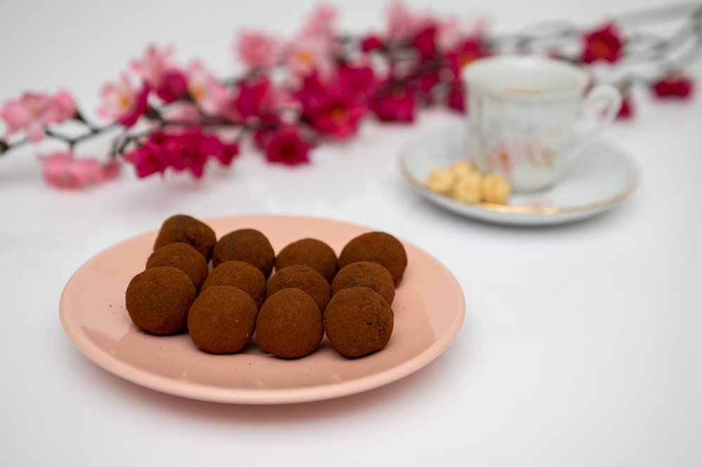 Date Balls Hazelnut & Turkish Coffee (12x120gr)